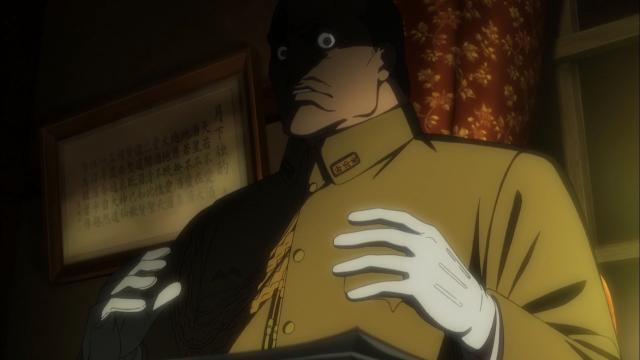[CrowSubs] Joker Game - 02 [720p]